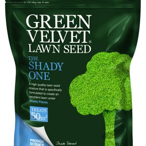 Green Velvet - the shady one grass seed