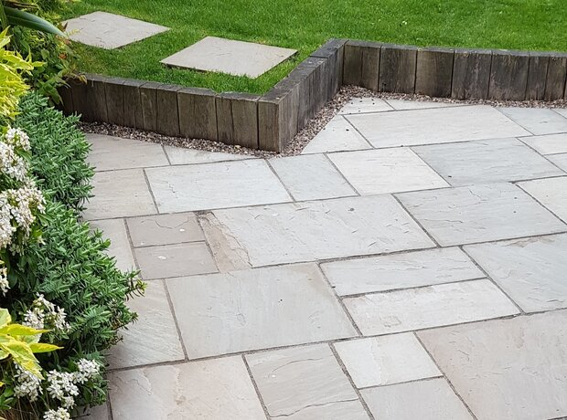Patio and Path cleaning